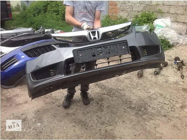 продам Б/у бампер передний для легкового авто Honda Civic бу в Ровно
