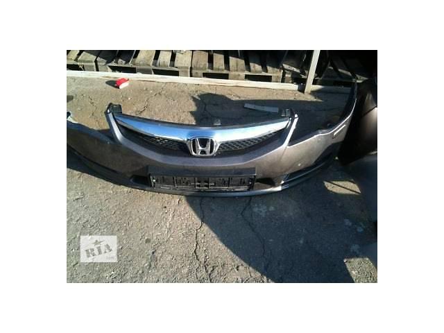 Б/у бампер передний для легкового авто Honda Civic- объявление о продаже  в Ровно