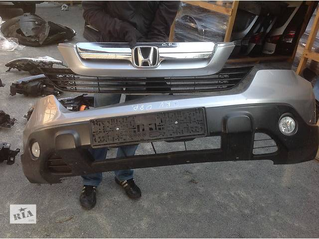 продам Б/у бампер передний для легкового авто Honda CR-V бу в Ровно