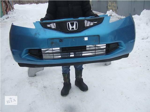 продам Б/у бампер передний для легкового авто Honda Jazz бу в Ровно