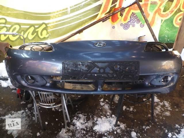 бу Б/у бампер передний для легкового авто Hyundai Accent в Черновцах