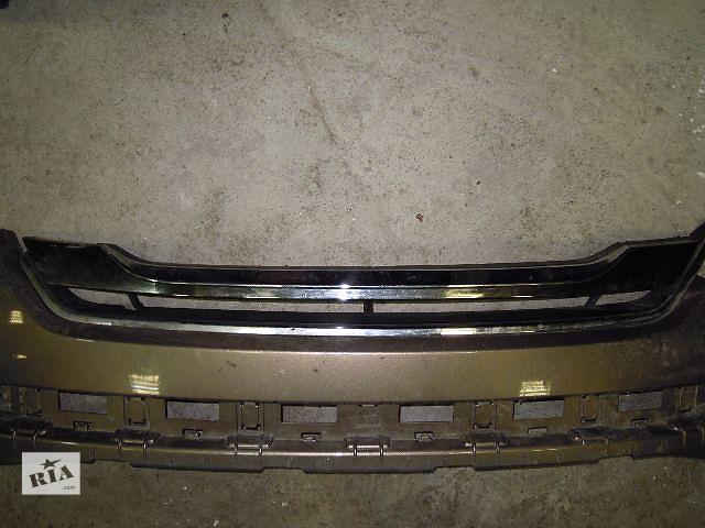 бу Б/у бампер передний для легкового авто Hyundai Santa FE 2014 в Ровно