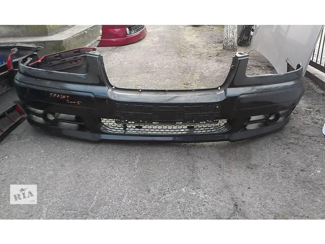 продам Б/у бампер передний для легкового авто Hyundai Trajet 2005 бу в Ковеле