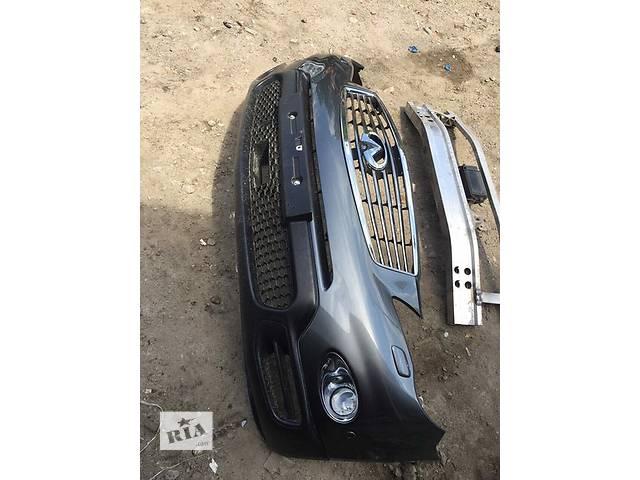 продам Б/у бампер передний для легкового авто Infiniti EX бу в Ровно