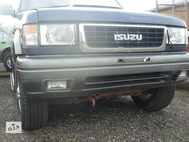 продам Б/у бампер передний для легкового авто Isuzu Trooper 1998 бу в Берегово