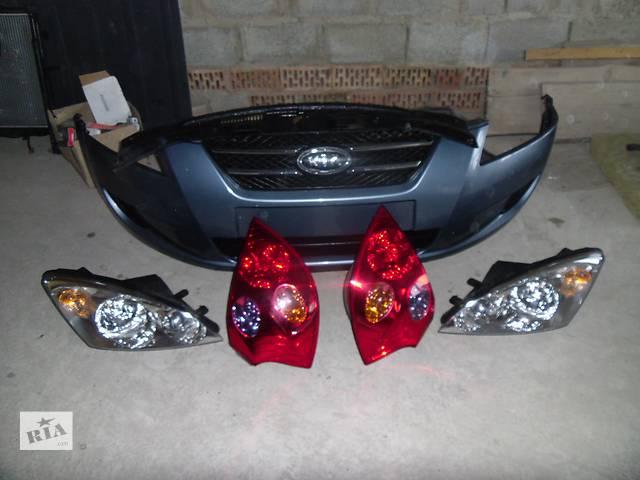 купить бу Б/у бампер передний для легкового авто Kia Ceed 2008 в Коломые