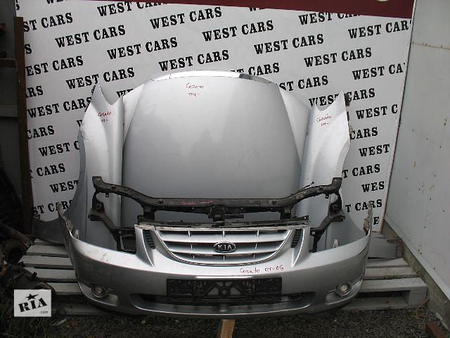 продам Б/у бампер передний для легкового авто Kia Cerato 2005 бу в Луцке
