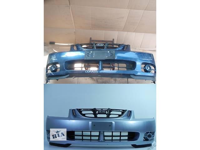 купить бу Б/у бампер передний для легкового авто Kia Cerato в Львове