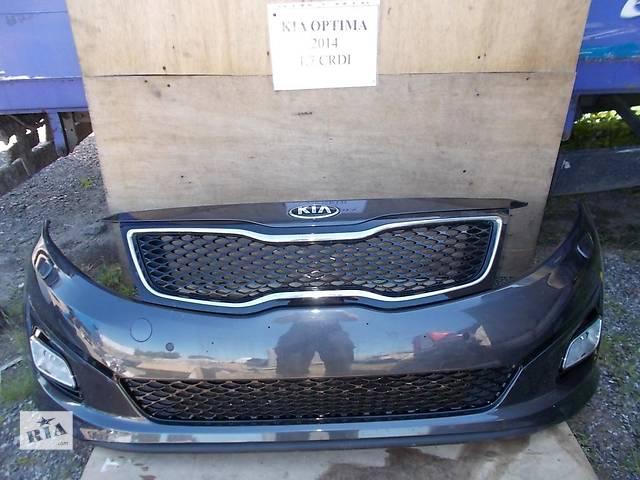 купить бу Б/у бампер передний для легкового авто Kia Optima в Здолбунове
