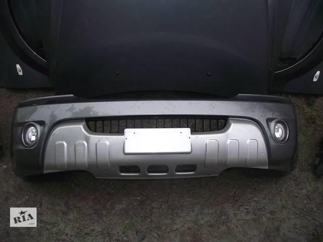 купить бу Б/у бампер передний для легкового авто Kia Sorento 06-08 р\в в Львове