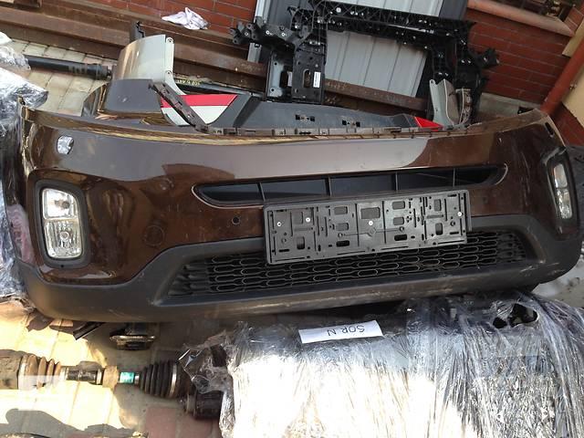 бу Б/у бампер передний для легкового авто Kia Sorento в Ровно