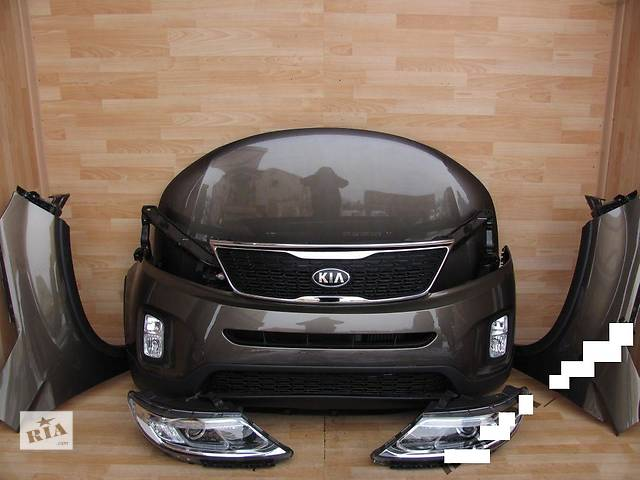 Б/у бампер передний для легкового авто Kia Sorento- объявление о продаже  в Здолбунове