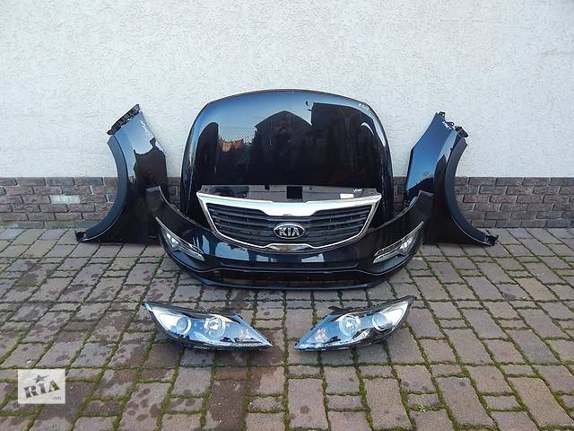 Б/у бампер передний для легкового авто Kia Sportage- объявление о продаже  в Здолбунове