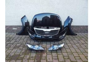 б/у Бамперы передние Kia Sportage