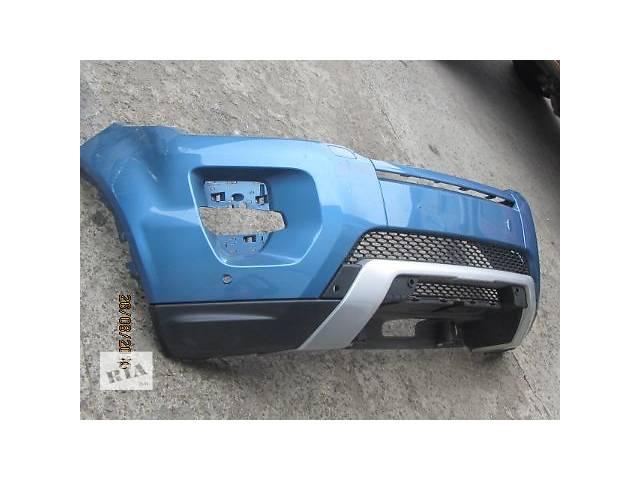 бу Б/у бампер передний для легкового авто Land Rover Range Rover Evoque в Киеве