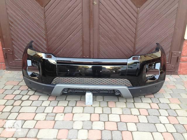 продам Б/у бампер передний для легкового авто Land Rover Range Rover Evoque бу в Львове