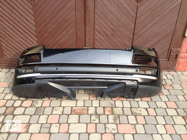 продам Б/у бампер передний для легкового авто Land Rover  Range Rover Vogue бу в Львове