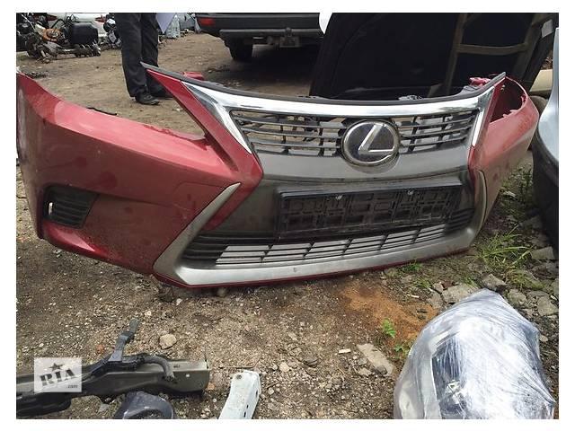купить бу Б/у бампер передний для легкового авто Lexus CT в Ровно