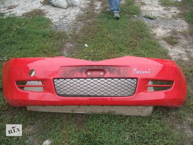 бу Б/у бампер передний для легкового авто Mazda 2 в Ровно