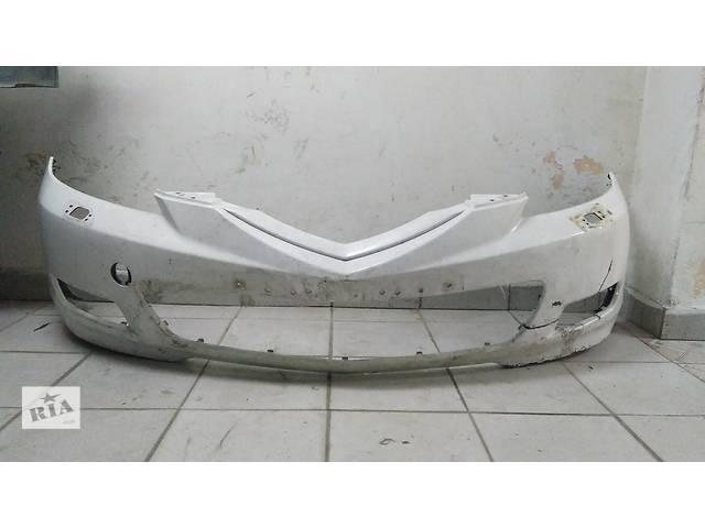 купить бу Б/у бампер передний для легкового авто Mazda 3 Hatchback 2006-2009 в Львове