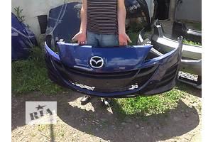 б/у Бамперы передние Mazda 3