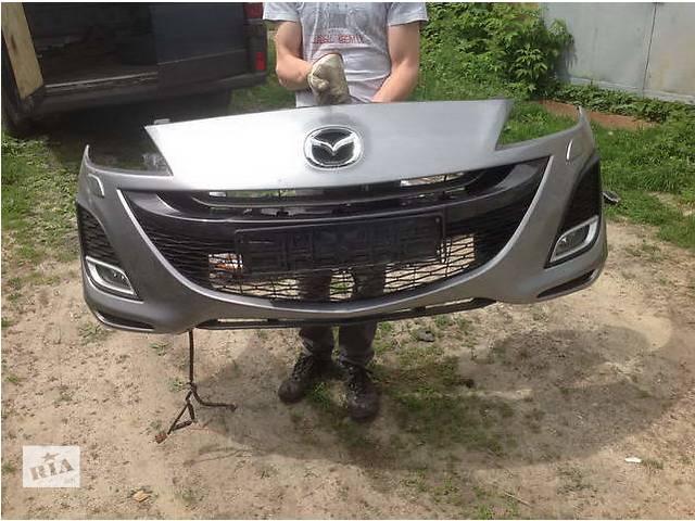 Б/у бампер передний для легкового авто Mazda 3- объявление о продаже  в Ровно