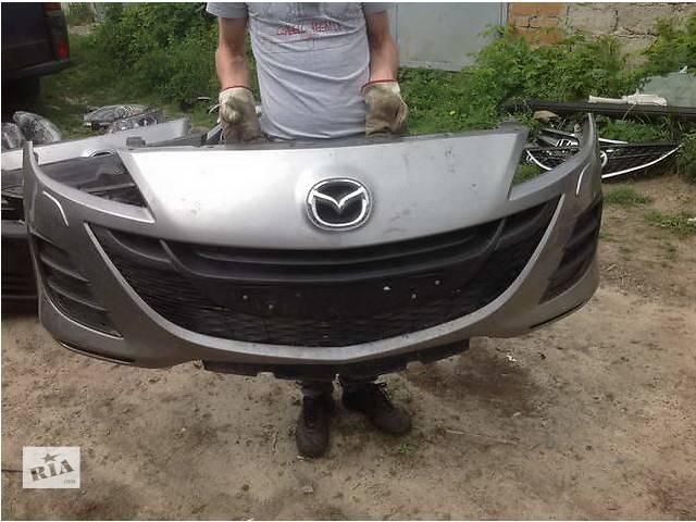купить бу Б/у бампер передний для легкового авто Mazda 3 в Ровно