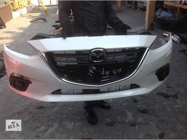 бу Б/у бампер передний для легкового авто Mazda 3 в Ровно