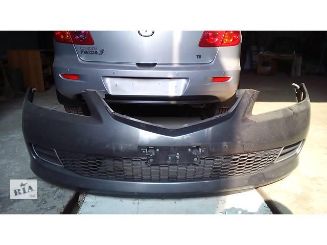 продам Б/у бампер передний для легкового авто Mazda 6 бу в Запорожье