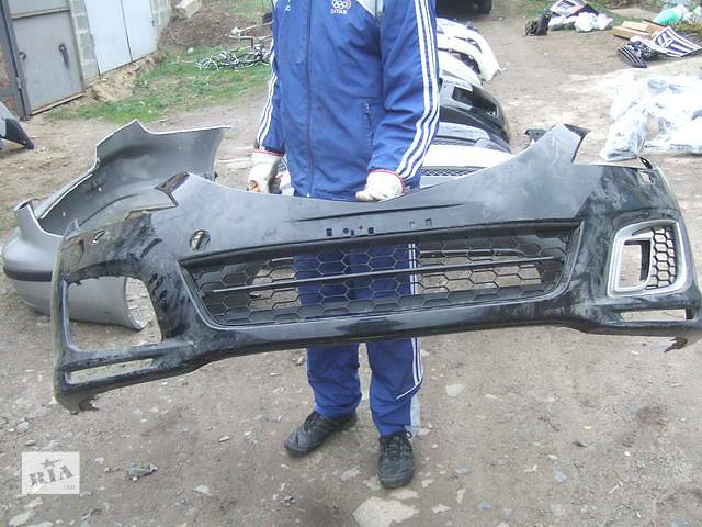 Б/у бампер передний для легкового авто Mazda 6- объявление о продаже  в Ровно