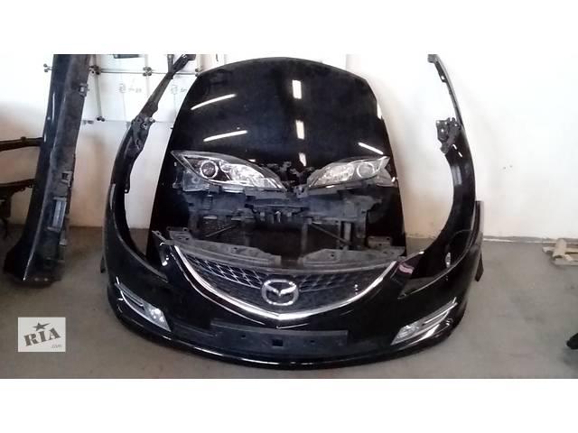 бу Б/у бампер передний для легкового авто Mazda 6 в Здолбунове