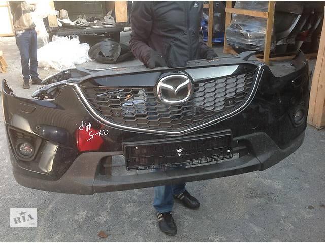 купить бу Б/у бампер передний для легкового авто Mazda CX-5 в Ровно