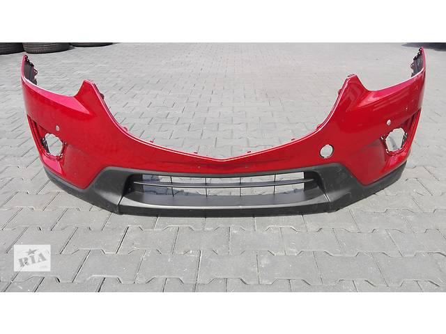 продам Б/у бампер передний для легкового авто Mazda CX-5 бу в Ровно