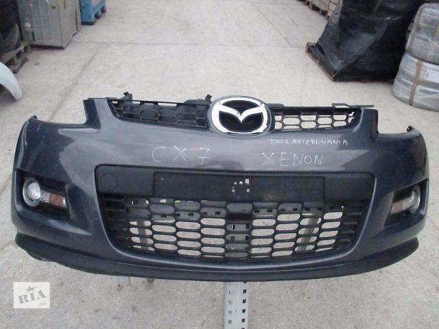 продам Б/у бампер передний для легкового авто Mazda CX-7 бу в Луцке