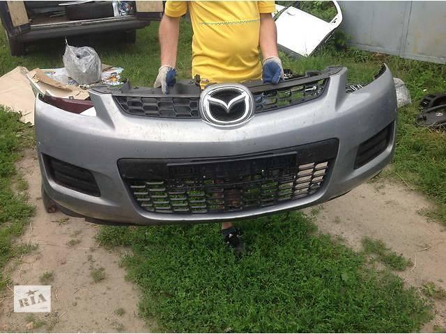 продам Б/у бампер передний для легкового авто Mazda CX-7 бу в Ровно