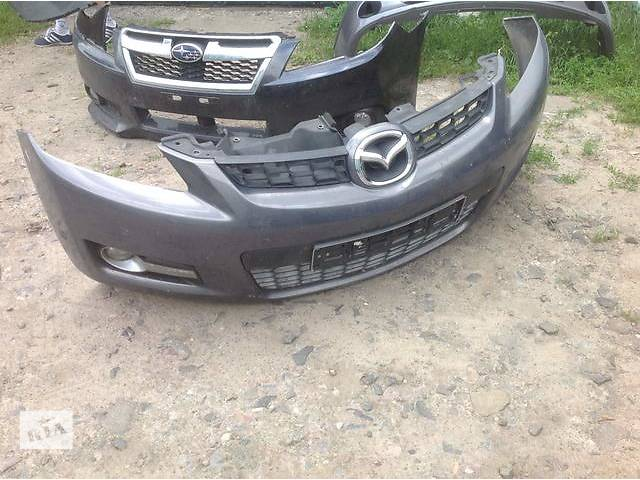 бу Б/у бампер передний для легкового авто Mazda CX-7 в Ровно