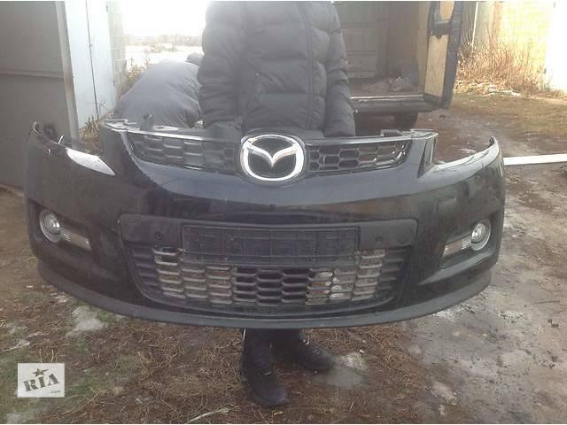 Б/у бампер передний для легкового авто Mazda CX-7- объявление о продаже  в Ровно