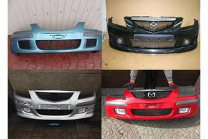 б/у Бамперы передние Mazda Premacy