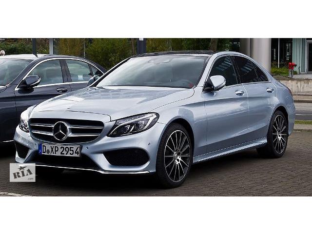 продам Б/у бампер передний для легкового авто Mercedes W205 C-Class бу в Луцке
