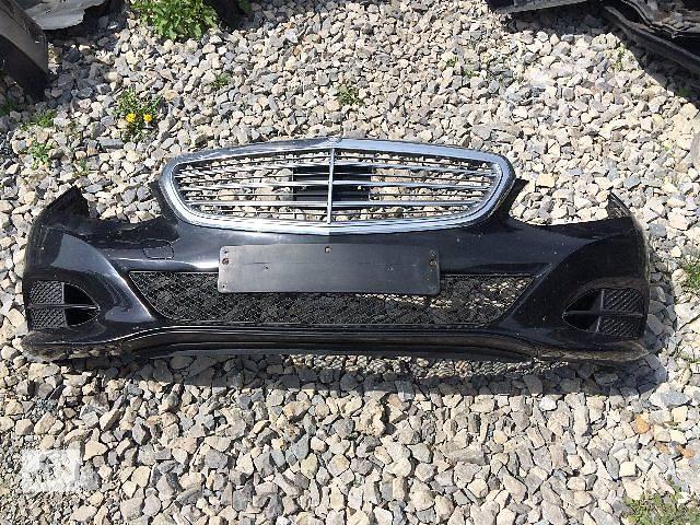 продам Б/у бампер передний для легкового авто Mercedes E-Class 2013 бу в Ивано-Франковске