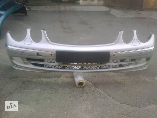 купить бу Б/у бампер передний для легкового авто Mercedes E-Class в Киеве
