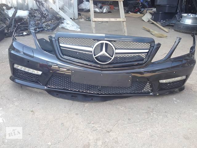 продам Б/у бампер передний для легкового авто Mercedes E-Class бу в Ровно
