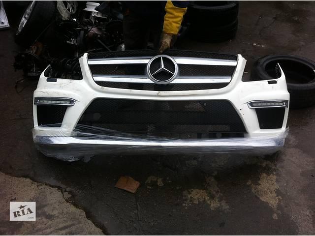 бу Б/у бампер передний для легкового авто Mercedes GL-Class AMG в Ровно