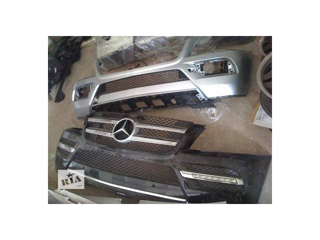 продам Б/у бампер передний для легкового авто Mercedes GL-Class бу в Ровно