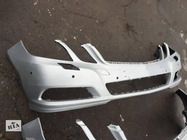 продам Б/у бампер передний для легкового авто Mercedes S-Class бу в Ровно