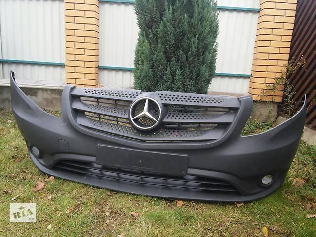 купить бу Б/у бампер передний для легкового авто Mercedes Vito 2015p. W447 в Луцке