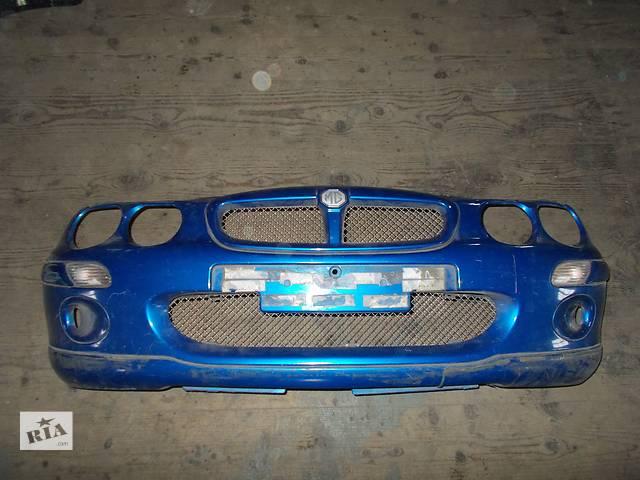 бу Б/у бампер передний для легкового авто MG ZR 2000-2005 в Стрые