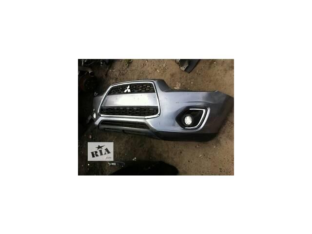 продам Б/у бампер передний для легкового авто Mitsubishi ASX бу в Ровно