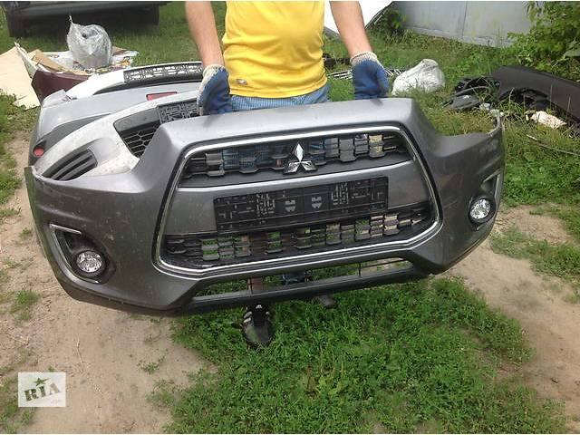 купить бу Б/у бампер передний для легкового авто Mitsubishi ASX в Ровно
