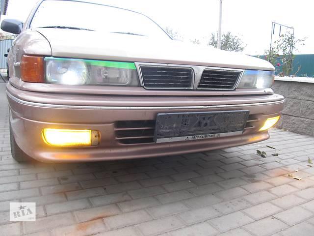 Б/у бампер передний для легкового авто Mitsubishi Galant- объявление о продаже  в Малине